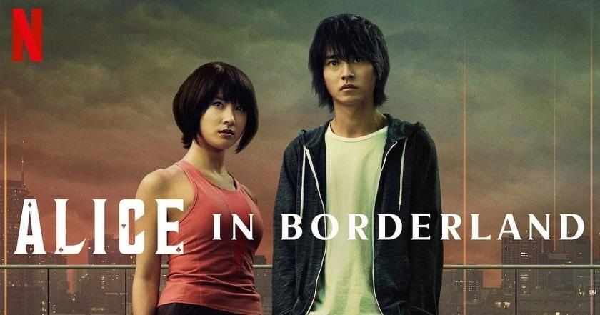 ซีรี่ย์ญี่ปุ่น Alice in Borderland (2020) อลิสในแดนมรณะ พากย์ไทย EP.1-8 (จบ)