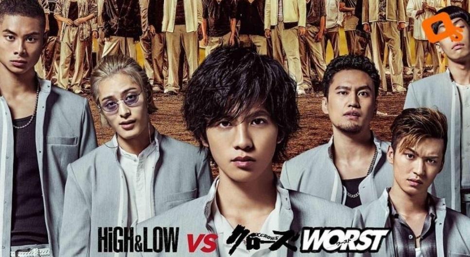 ซีรี่ย์ญี่ปุ่น High & Low The Worst Episode.0 ซับไทย EP.1-6 จบ