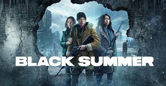 ซีรี่ย์ฝรั่ง Black Summer Season 2 (2021) ปฏิบัติการนรกเดือด 2 EP.1-8 (จบ)