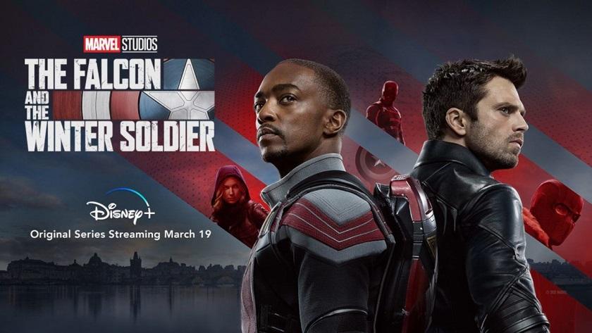 ซีรี่ย์ฝรั่ง The Falcon And The Winter Soldier Season 1