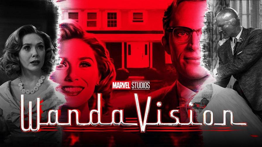 ซีรี่ย์ฝรั่ง WandaVision วันด้าวิสชั่น Season 1