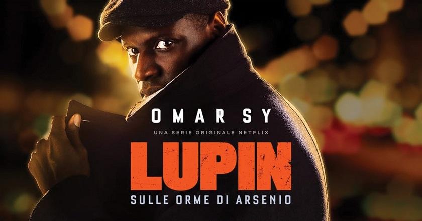 ซีรี่ย์ฝรั่ง Lupin จอมโจรลูแปง