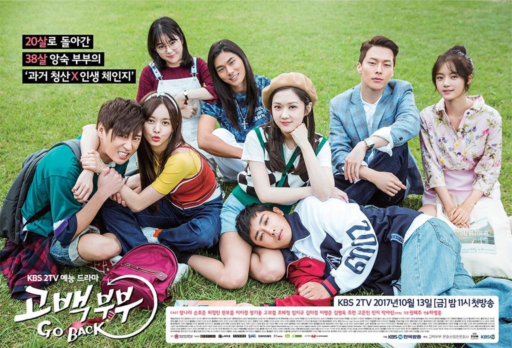 ซีรี่ย์เกาหลี Go Back Couple พากย์ไทย Ep.1-12 (จบ)