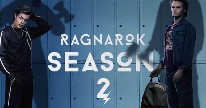 ซีรี่ย์ฝรั่ง Ragnarok Season 2 (2021) แร็กนาร็อก มหาศึกชี้ชะตา EP.1-6 (จบ)
