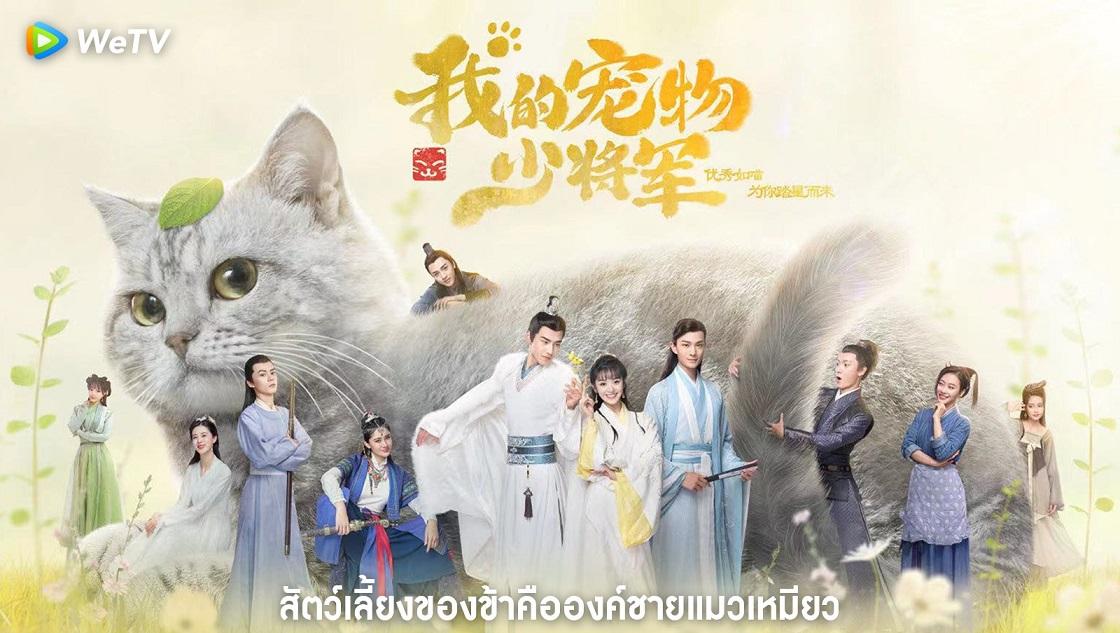 ซีรี่ย์จีน Be My Cat สัตว์เลี้ยงของข้าคือองค์ชายแมวเหมียว ซับไทย EP.1-16 (จบ)