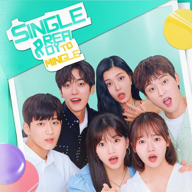 ซีรี่ย์เกาหลี Single & Ready to Mingle ซับไทย EP.1-8 (จบ)