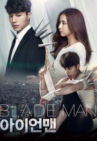 Blade Man (Iron man)