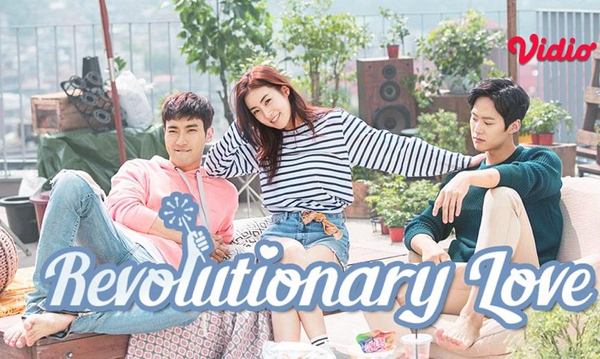 ซีรี่ย์เกาหลี Revolutionary Love (ซับไทย) EP.1-16 (จบ)