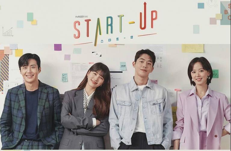ซีรี่ย์เกาหลี Start Up สตาร์ทอัพ (พากย์ไทย) EP.1-16 (จบ)