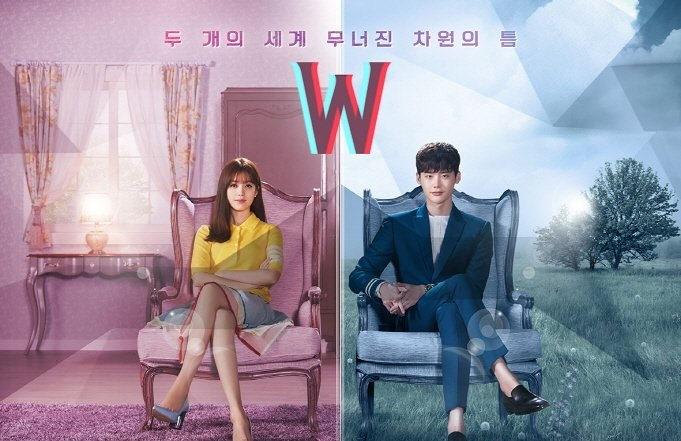 ซีรี่ย์เกาหลี W Two Worlds รักข้ามมิติ (พากย์ไทย) Ep.1-16 (จบ)
