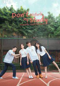 Don't Disturb My Study วิกฤตหัวใจ ยัยนักเรียนดีเด่น