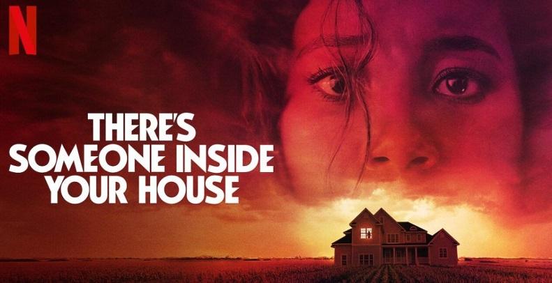 หนังฝรั่ง There's Someone Inside Your House (2021) ใครอยู่ในบ้าน (พากย์ไทย)